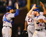 League Championship Series - New York Mets v Chicago Cubs - Game Three Photo by  Elsa