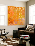Ginger Fall III Wall Mural by  Evelia Designs