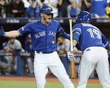 League Championship - Kansas City Royals v Toronto Blue Jays - Game Three Photo by Tom Szczerbowski