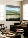 Crystal Moorland I Wall Mural by Grace Popp