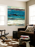 Sea Breeze Abstract II Wall Mural by Tim O'toole