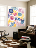 Garden Orb II Wall Mural by Grace Popp