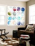 Pattern Blur I Vægplakat af Megan Meagher