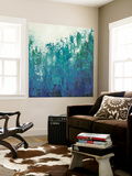 Sea Caverns II Wall Mural by Grace Popp
