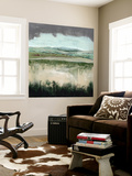 Crystal Moorland II Wall Mural by Grace Popp