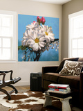 Still Floral II Wall Mural by Rick Novak