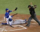 League Championship - Kansas City Royals v Toronto Blue Jays - Game Four Photo by Tom Szczerbowski