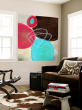 Sparkling Mix II Wall Mural by Irena Orlov