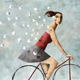 Follow Me Print by Didier Lourenco
