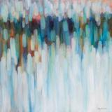 Aurora Lights Kunstdruck von Karen Lorena Parker