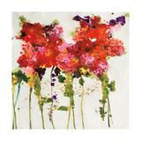 Dandy Flowers II Posters by Natasha Barnes