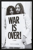 John Lennon - War Is Over Print