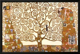 Gustav Klimt - The Tree Of Life Prints