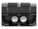 Ford Mustang Grill & Headlamps Print