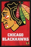 Chicago Blackhawks Logo Prints
