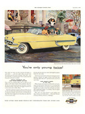 GM Chevrolet- Only Young Twice Prints