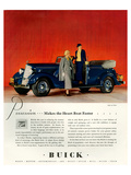 GM Buick - Faster Heartbeat Posters