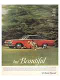 GM Bold New Buick Look for '63 Prints