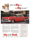 GM Buick-Buy for Big Families Prints