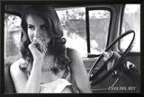 Lana Del Rey Music Poster Prints