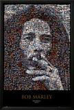Bob Marley, mosaico Lámina
