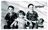 Little Rascals - The Gang Fleece Blanket Fleece Blanket