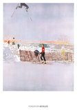 Olin MK IV Prints by Peter Doig