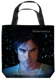 Vampire Diaries - Damon Eyes Tote Bag Tote Bag