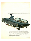 GM Buick - Riviera Prints