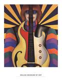 Rock-Rock Plakaty autor Richard Lindner