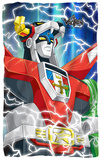 Voltron - Lightning Combine Fleece Blanket Fleece Blanket