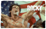 Rocky - American Hero Fleece Blanket Fleece Blanket