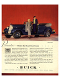 GM Buick Possession Heart Beat Prints