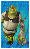 Shrek - Pals Fleece Blanket Fleece Blanket