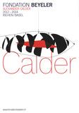 Ohne Titel Kunstdruck von Alexander Calder