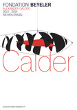 Untitled Poster by Alexander Calder