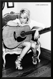 Carrie Underwood B/W Poster