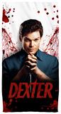 Dexter - Blood Never Lies Beach Towel Beach Towel