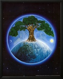 Living Planet Poster