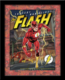 Flash 3D Framed Art Prints