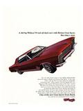 GM Buick Riviera Gran Sport Poster