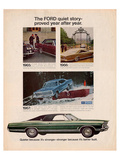 Ford 1967 Quiet Story Prints