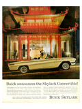 GM Buick Skylark Convertible Prints