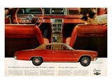 GM Chevrolet Elegant Caprice Prints