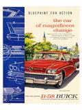 GM Air Born B-58 Buick -Change Prints