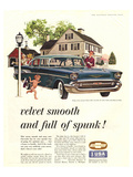 GM Chevy - Full of Spunk Prints
