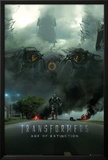 Transformers 4 - Imax Teaser Posters