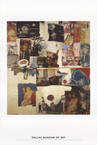 Skyway Prints by Robert Rauschenberg