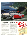 GM Buick-Mightiest Engine Yet Poster