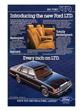 Ford 1983 Introducing the Ltd Prints